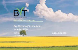BVT Investor Update 06242020